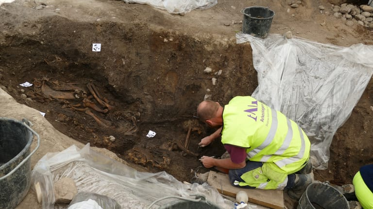 Rare Viking Boat Burials Uncovered in Sweden