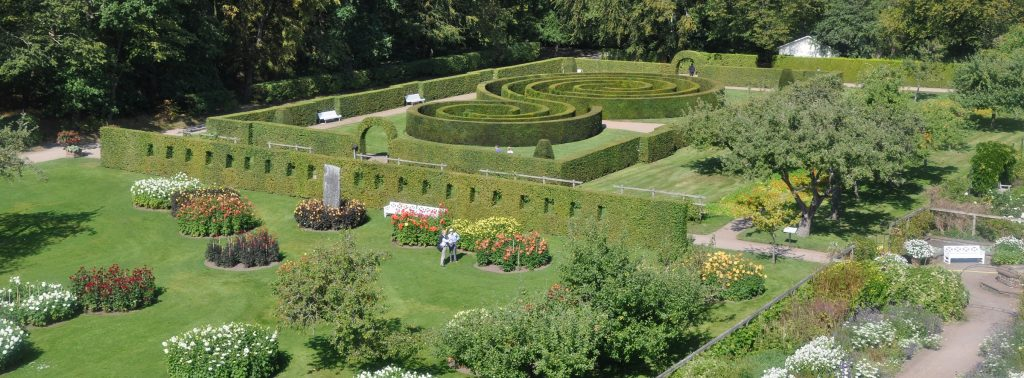 Europe's Most Beautiful Garden – in Sweden