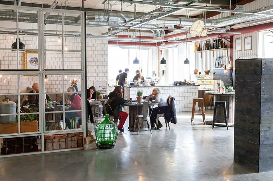 World's First Recycling Mall – in Sweden