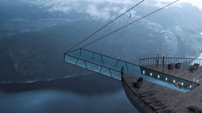 Jaw-dropping Boutique Hotel Designed for Norway