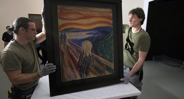 The Edvard Munch Collection Out of the Vaults in Oslo