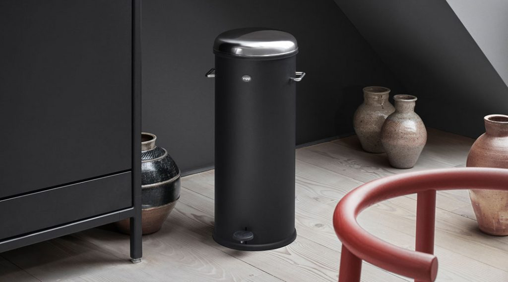 Danish Rubbish Bin Conquers the World