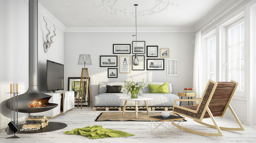 3 Ways To Incorporate Scandinavian Interior Design Into Your Home