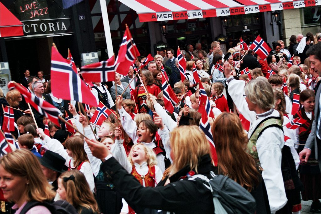 The Norwegian Constitution and Norway's links to the USA