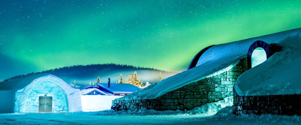 Ice Hotel, Sweden - 30th Years Anniversary