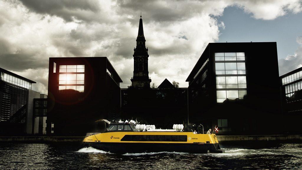 The Copenhagen Waterbus