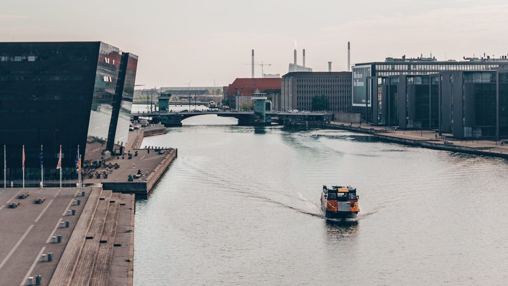 The Copenhagen Waterbus