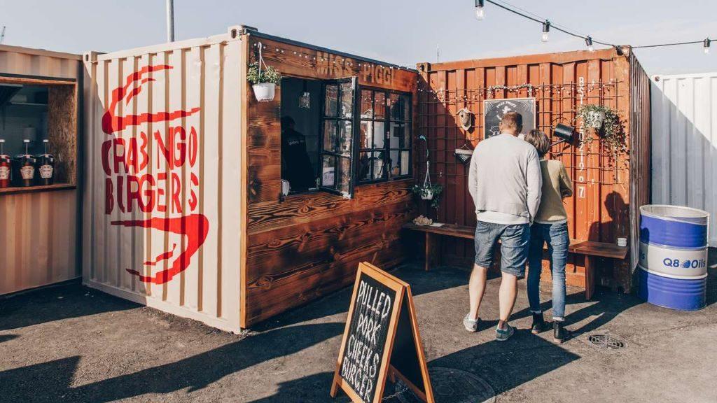 Best Street Food in Copenhagen