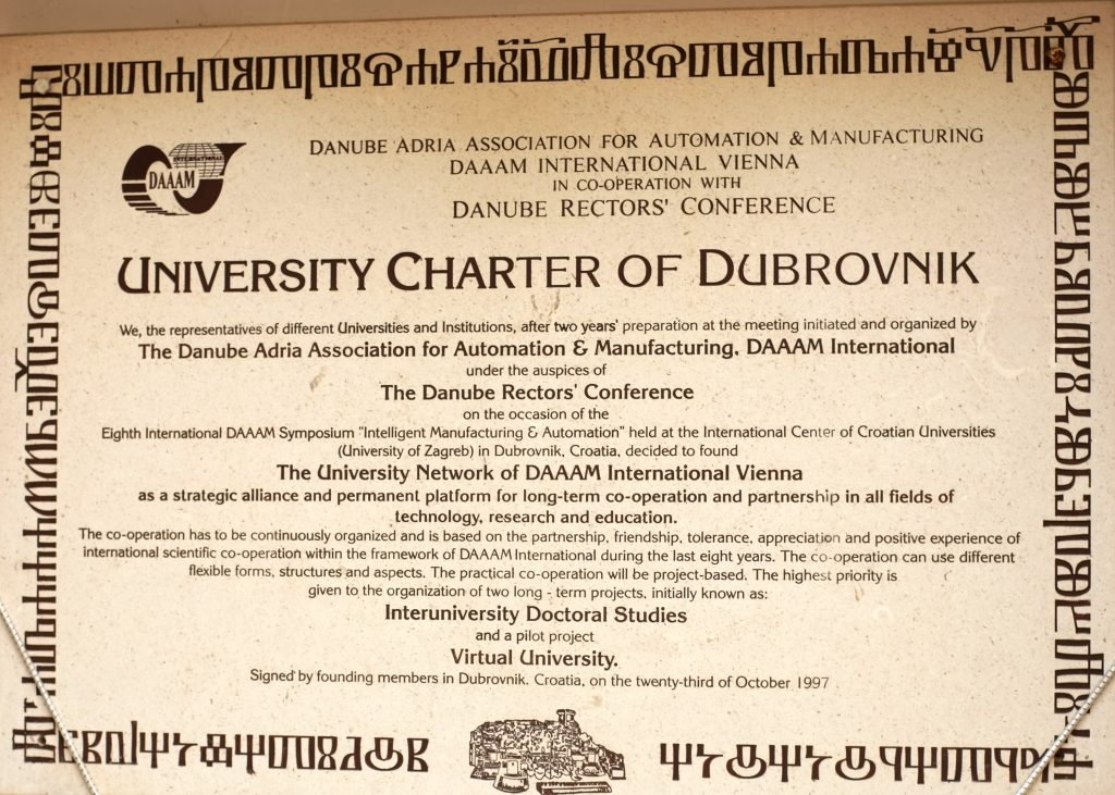 The Small Peace University in Croatia Co-Founded by Norwegian Scholars