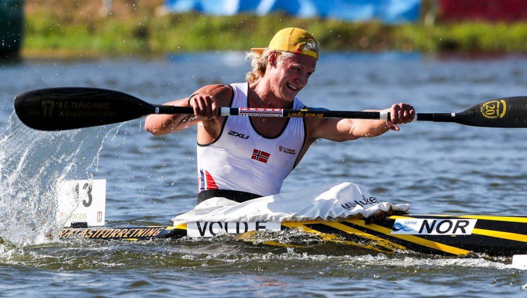 Fair Play Award to Norwegian Canoe Athlete