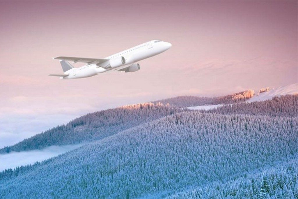 Scandinavian Mountains Airport – Without Air Traffic Control Tower