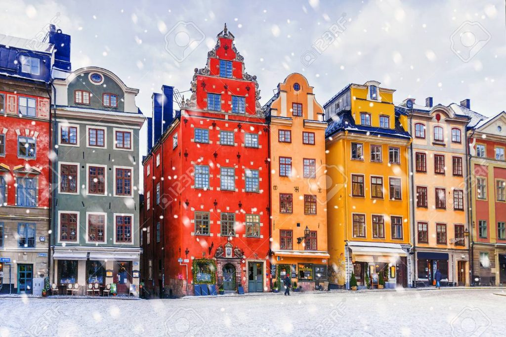Glittering Seasonal Events in Stockholm