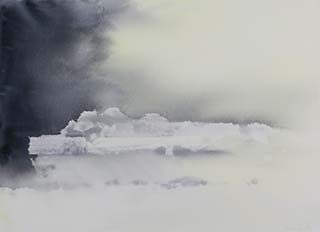 """New Fine Art Gallery Brings a Subtle """"Northern Light"""" to Oslo"""