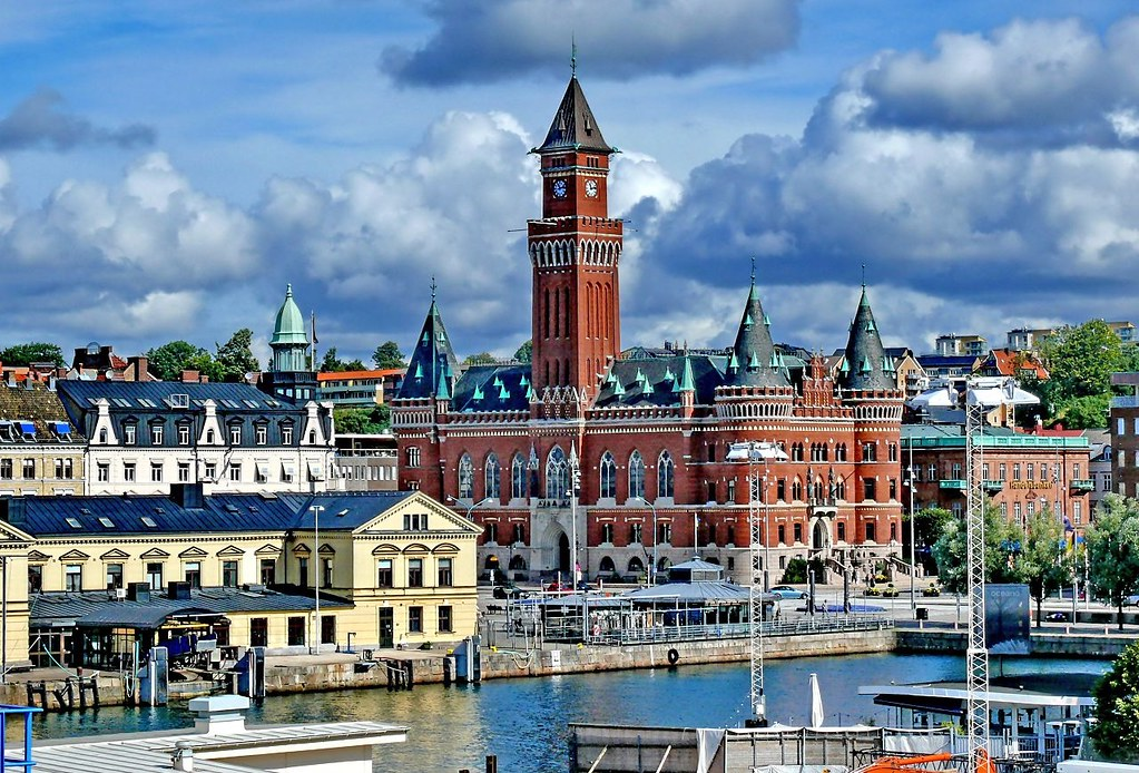 Four Charming Towns in Southern Sweden