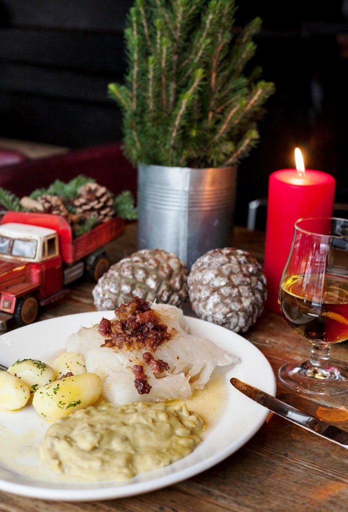 The Taste of a Typical Norwegian Christmas