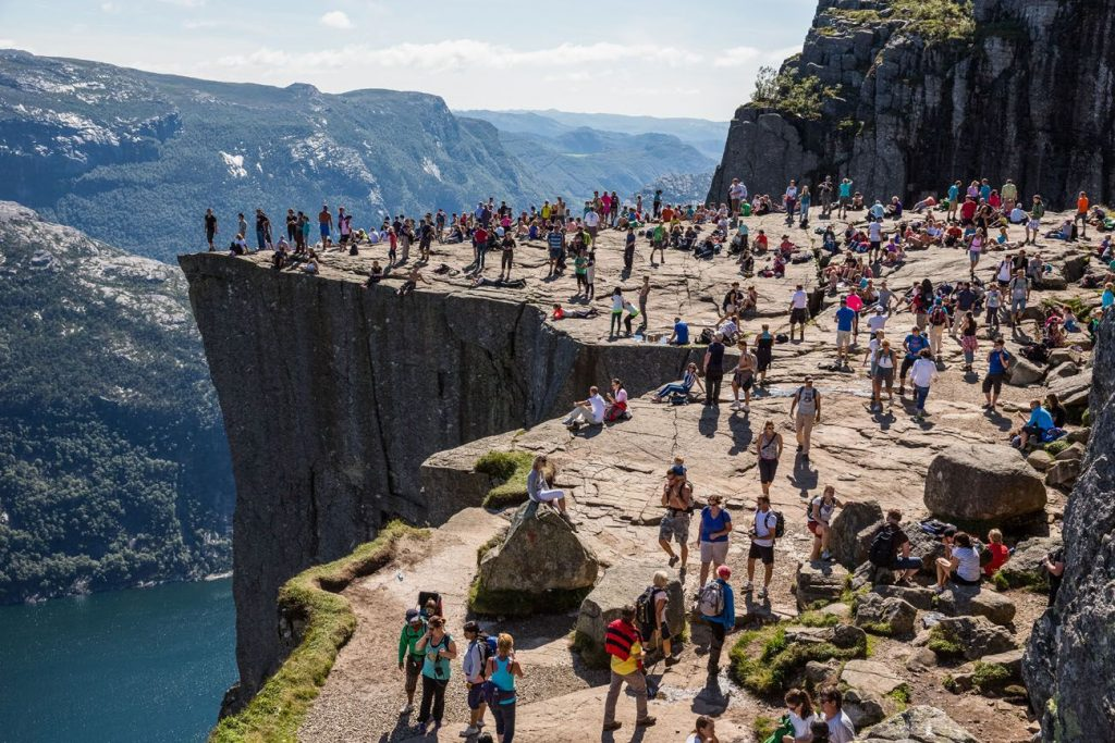Some of Norway's Most Spectacular Sights