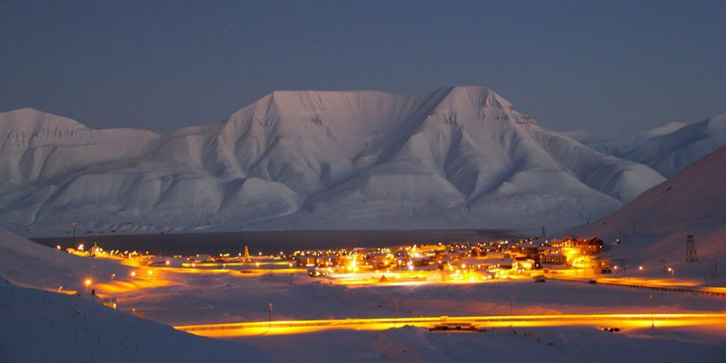 A Homage to Svalbard