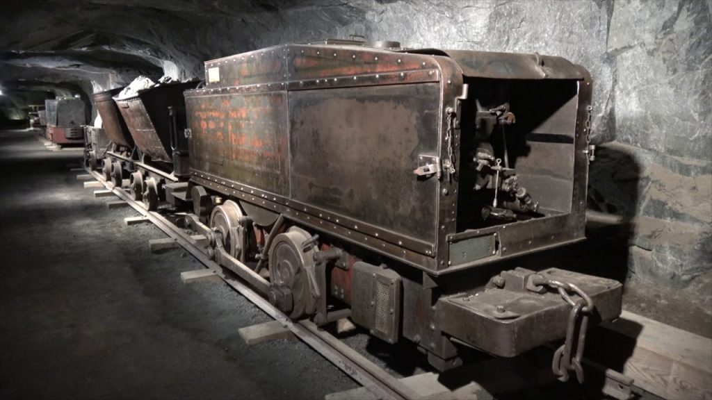 The Silver Mines, located 8 kilometers west of Central Kongsberg