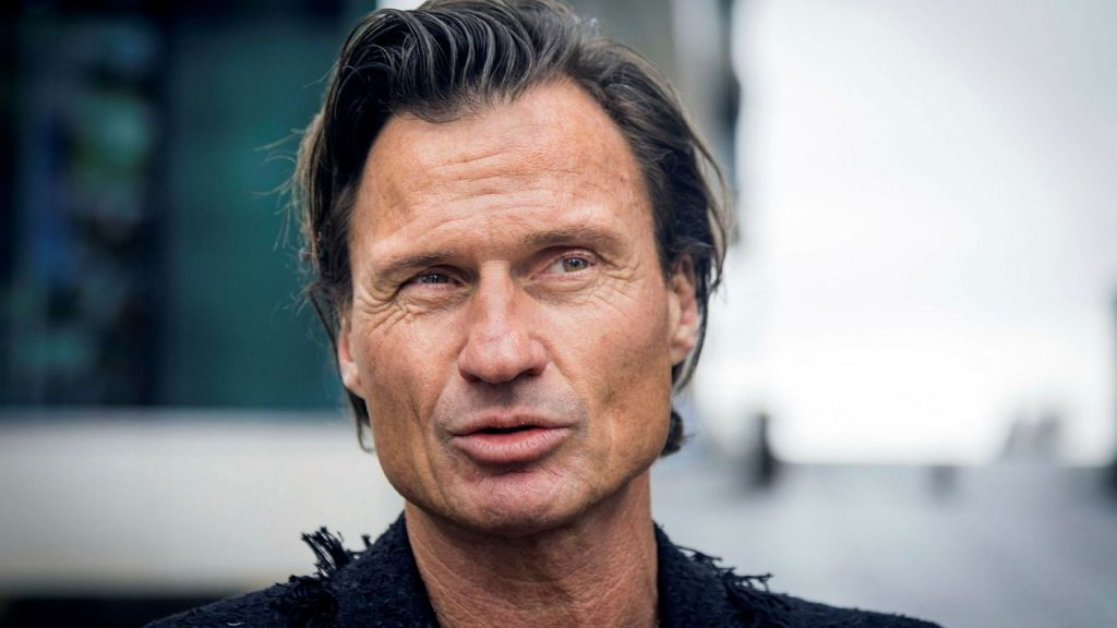 "Portrait of Scandinavia's «King of Hotels"""