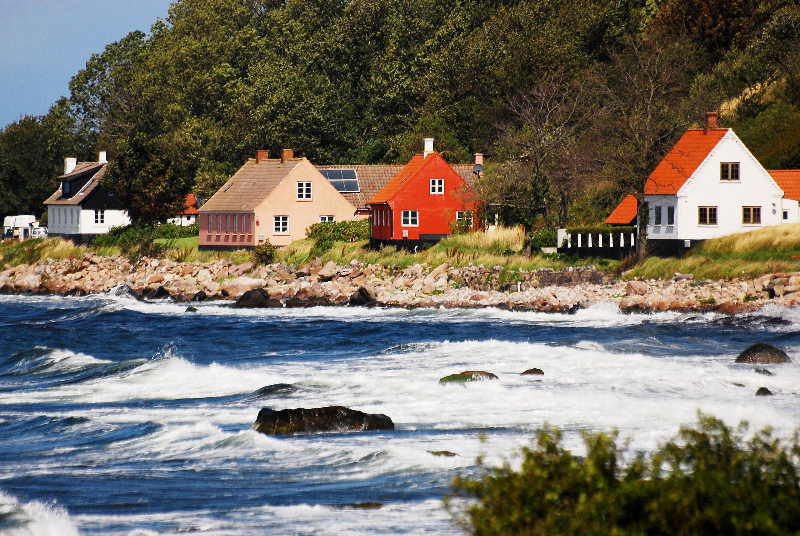 Denmark's Sunshine Island