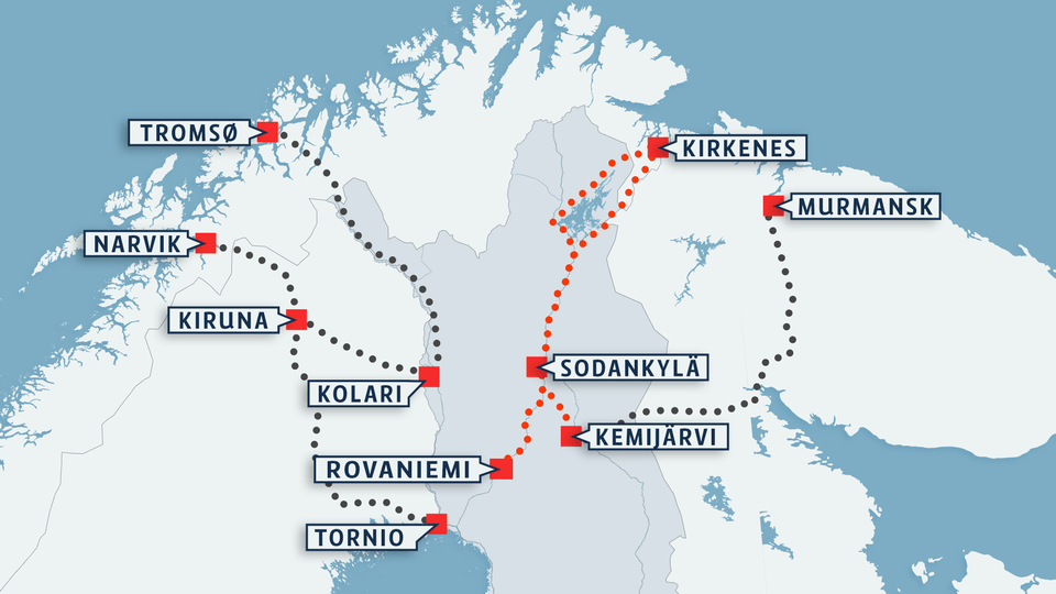 Norwegian Mayor Courting Chinese Investors to Build a Polar Silk Road