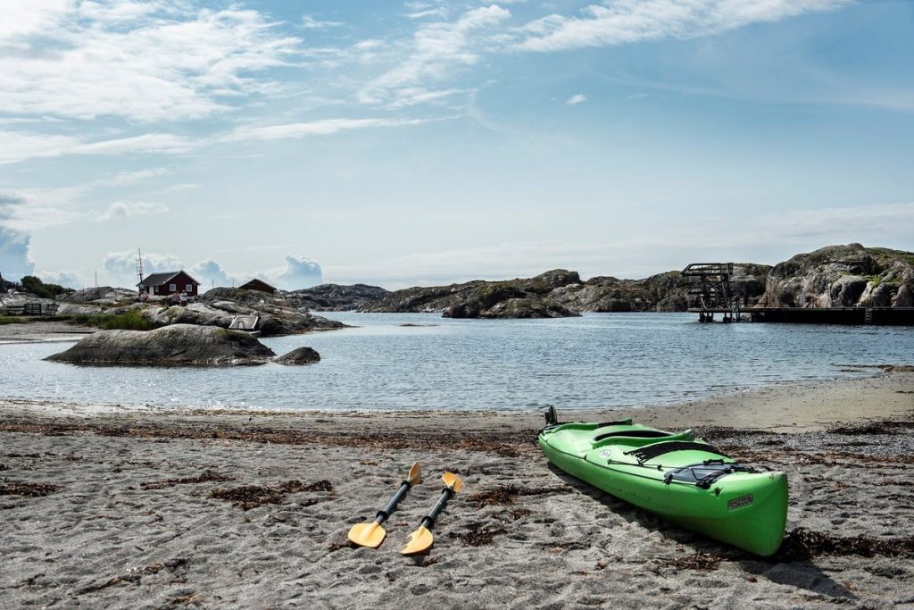 Where to Go Kayaking in Scandinavia