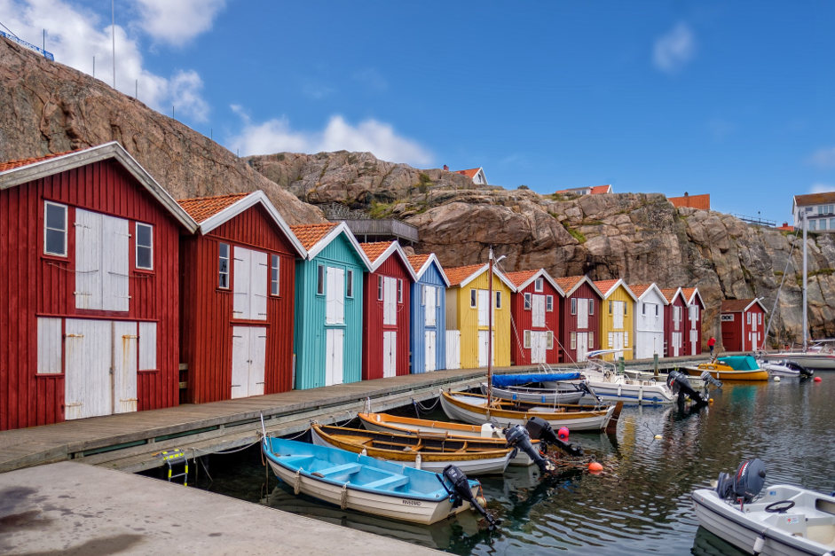 Meet Scandinavian Countries with Eurail Pass