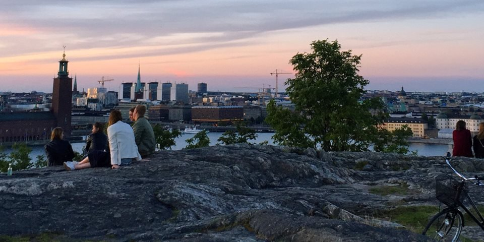 Stockholm: Combining Natural Landscapes with the Urban Bustle