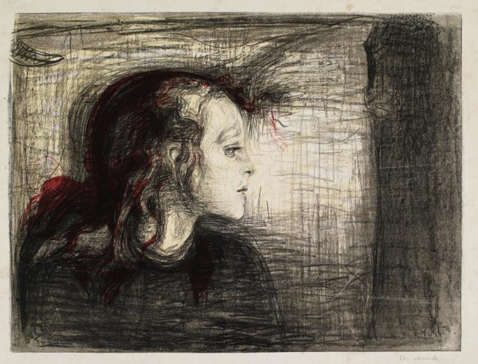 The Experimental Self of Edvard Munch in Stockholm