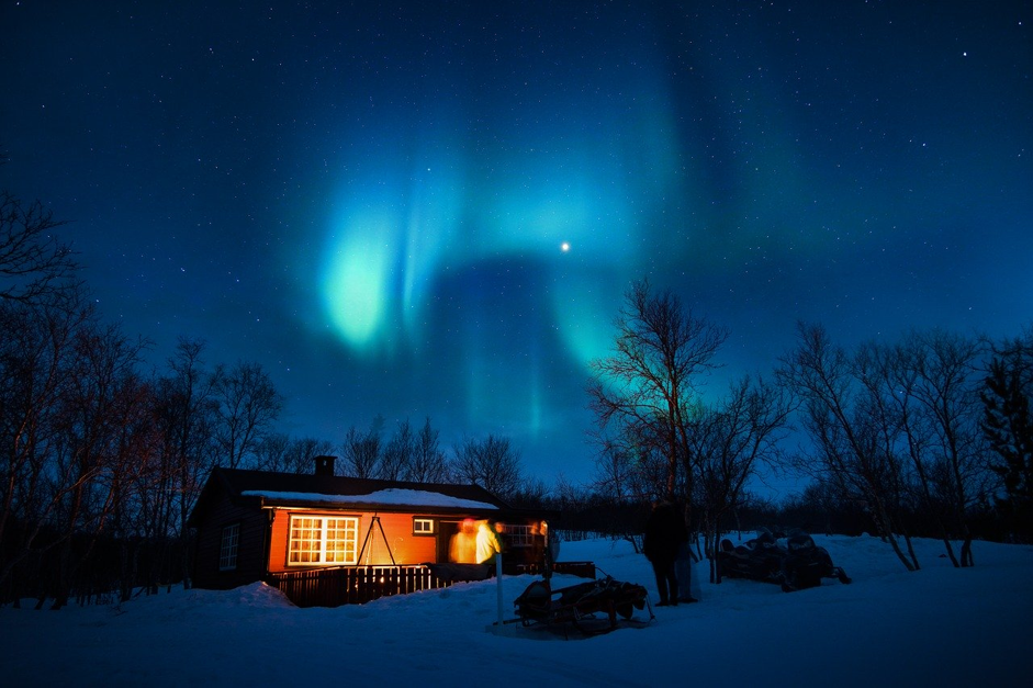 5 Days Itinerary To See The Northern Lights In Norway
