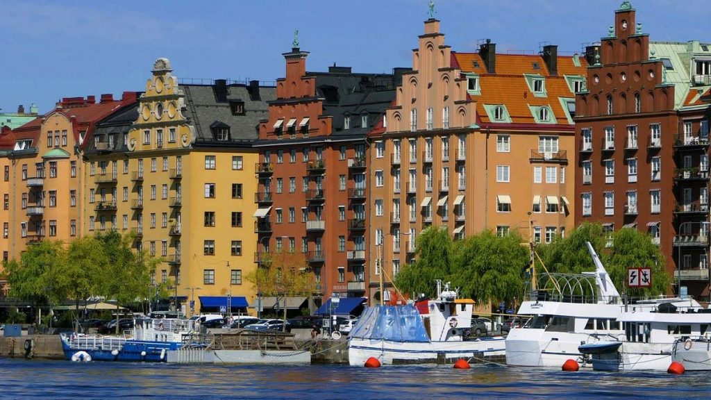 Coronavirus in Sweden: Business as Usual