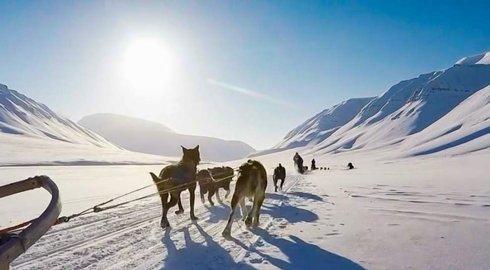 Fantastic Svalbard, Norway