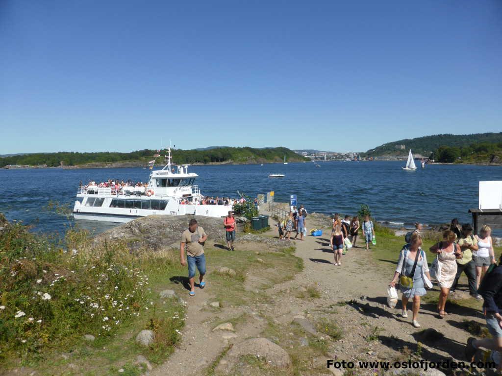Explore The Oslo Fjord Islands