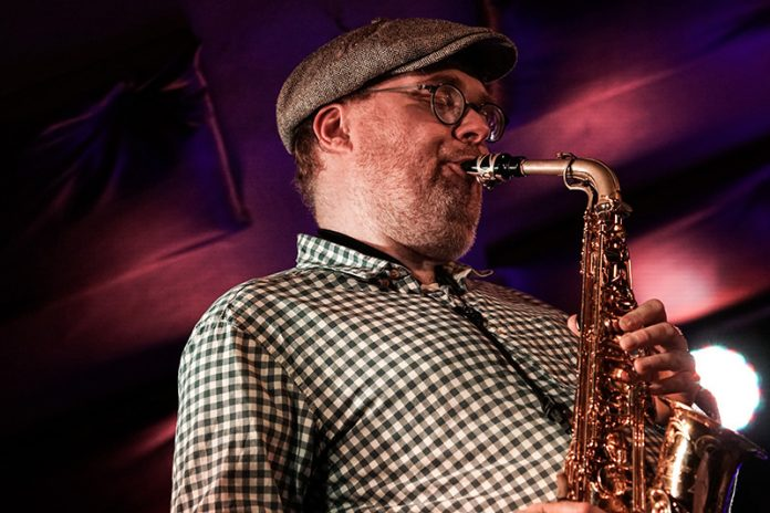 Award-Winning Danish Jazz Saxophonist