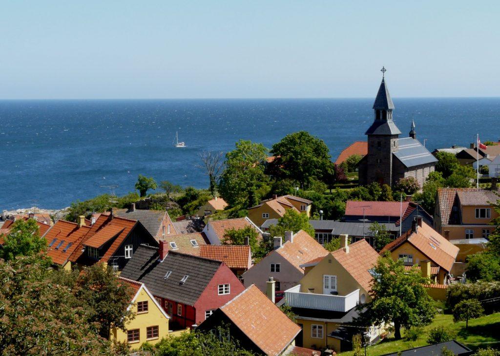 The Wonderful Plant Rich Island in Denmark