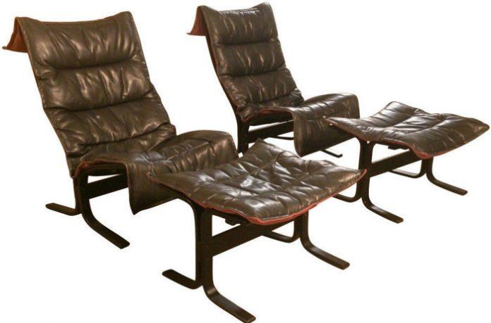 The Iconic Norwegian Siesta Chair