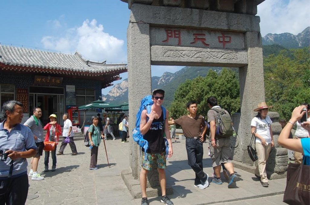 Stories From a young Norwegian's Stay in China