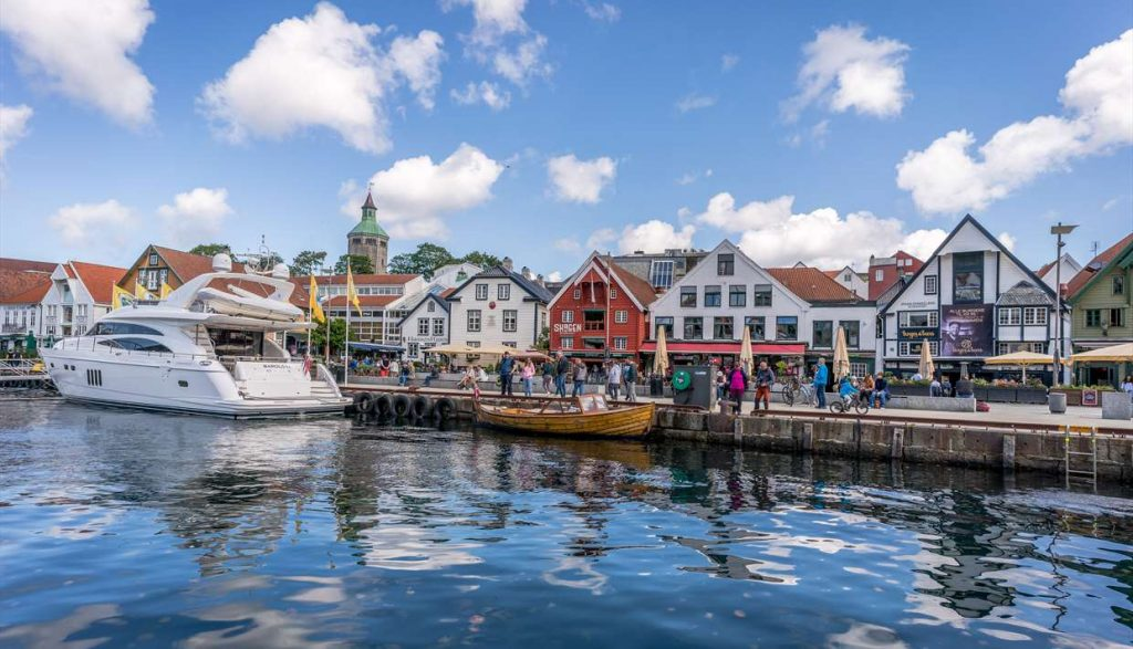 The Oil Capital of Norway