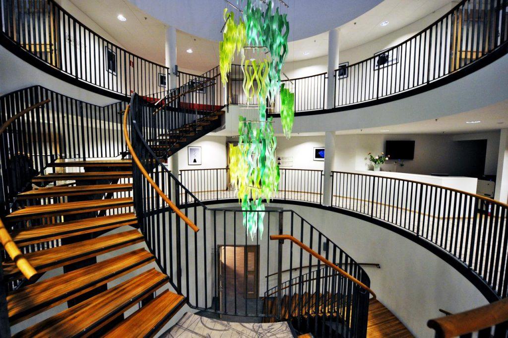 Один из самых посещаемых районов Швеции Одна из самых посещаемых областей Швеции Одна из самых посещаемых областей Швеции 050520 kosta boda art hotel 1024x682