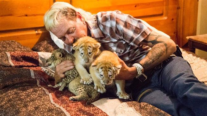 Tiger King Producer Escaped to Norway