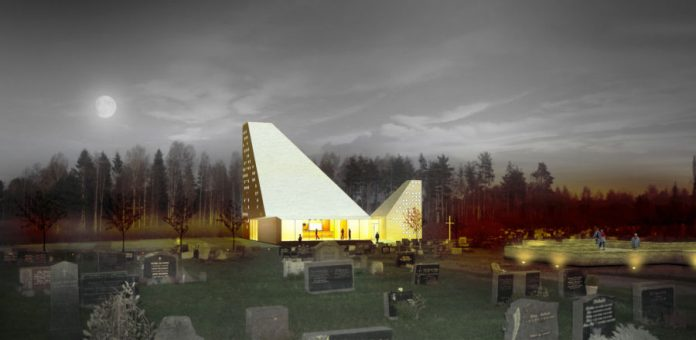 Tragic Loss of Old Norwegian Church Gave Birth to a New Beginning