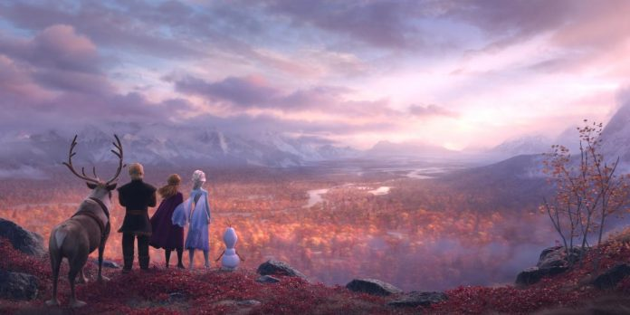 Disney Characters with Scandinavian Connections