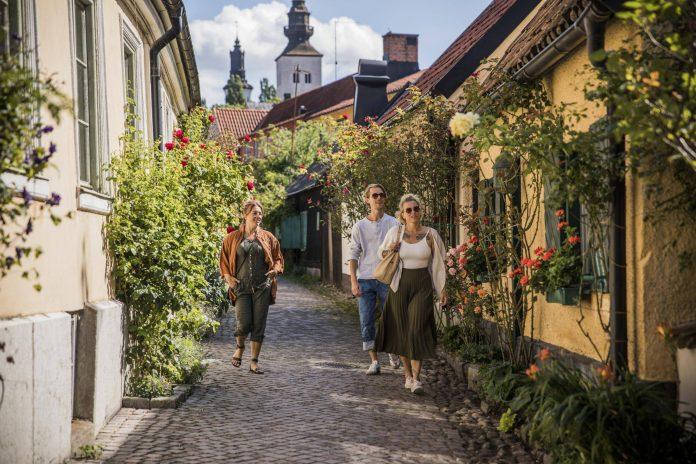 The Swedish Sunshine Island