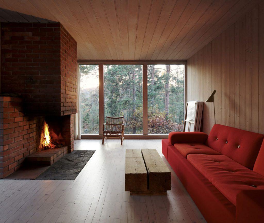 Japanese-Inspired Summer House in Oslo