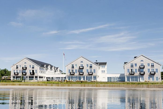 Hotel With a Hamptons Atmosphere in Norway