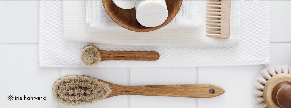 Hand-Made Brushes from Sweden