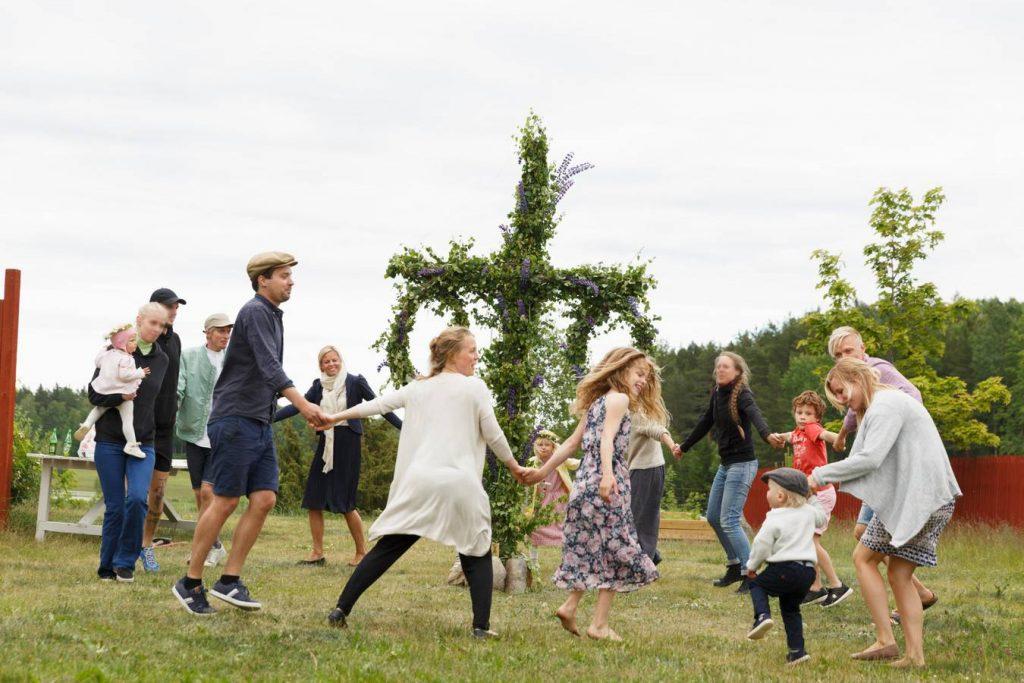 Top Unique Swedish Midsummer Traditions