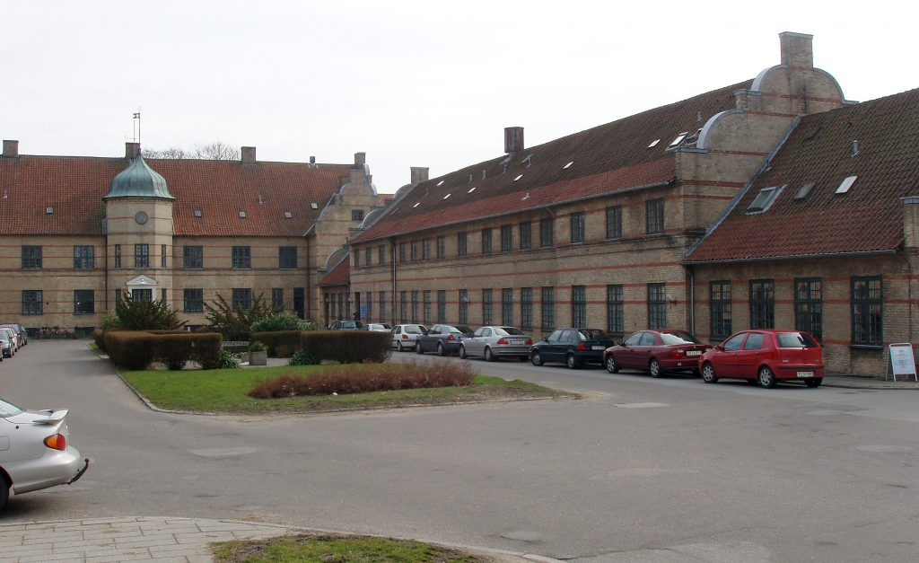 Oveertaci Museum, Aarhus. Photo: Wikipedia