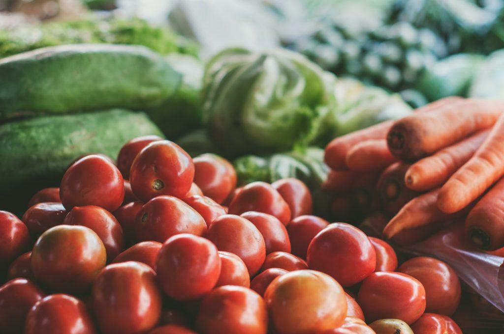 Scandinavian Vegetables