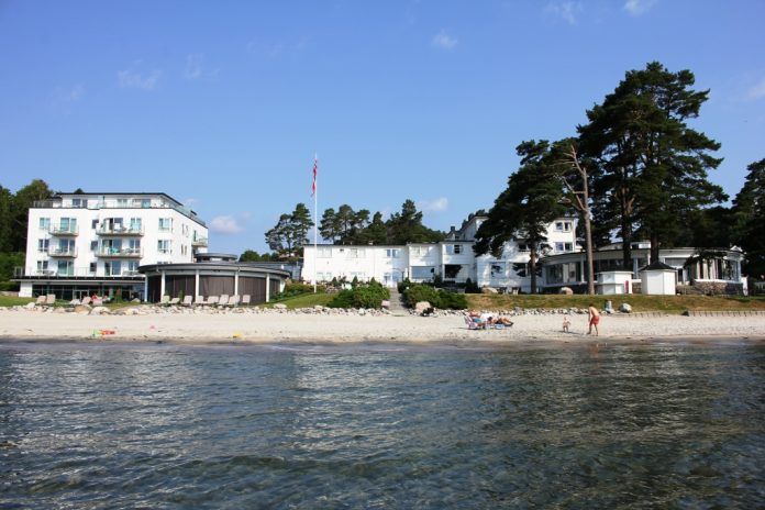The Significant Story of a Norwegian Beach Hotel